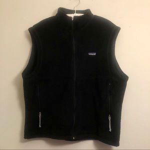 Patagonia Regulator Polartec Vest womens XL